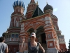 Our Wiso's hat travels to Russia!